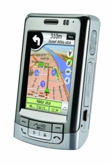 Mio DigiWalker A501 (GPS)