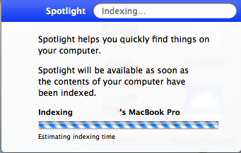 MAC OS X filling up free space